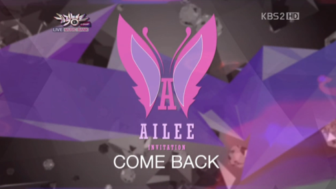 Ailee - I'll Show You Music Bank