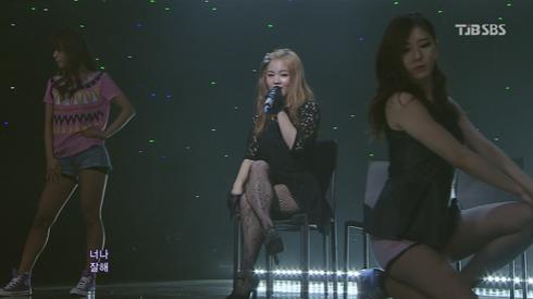Lee Hi - 1, 2, 3, 4 - Inkigayo