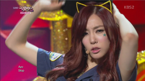 SNSD - I Got a Boy Music Bank